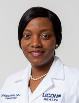 Photo of Chidiebere Onyishi, DNP, FNP-BC, CLT