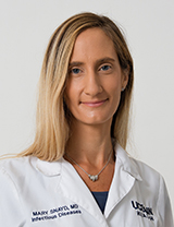 Photo of Mary E. Snayd, M.D.